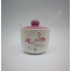 "Сахарница ""Фламинго"""