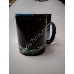 """Чашка хамелион """"Юрский период"""""""