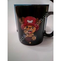 """Чашка хамелион """"Пират"""""""