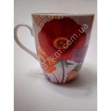 "Чашка ""Цветы"""
