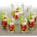 Набор для воды Pop Flower Green 7 пр